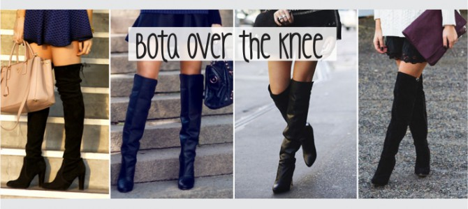 BOTA OVER KNEE