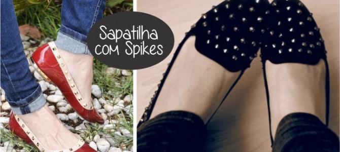 SAPATILHA DE SPIKES